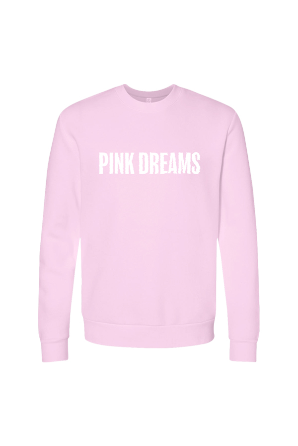Pink Dreams Crewneck