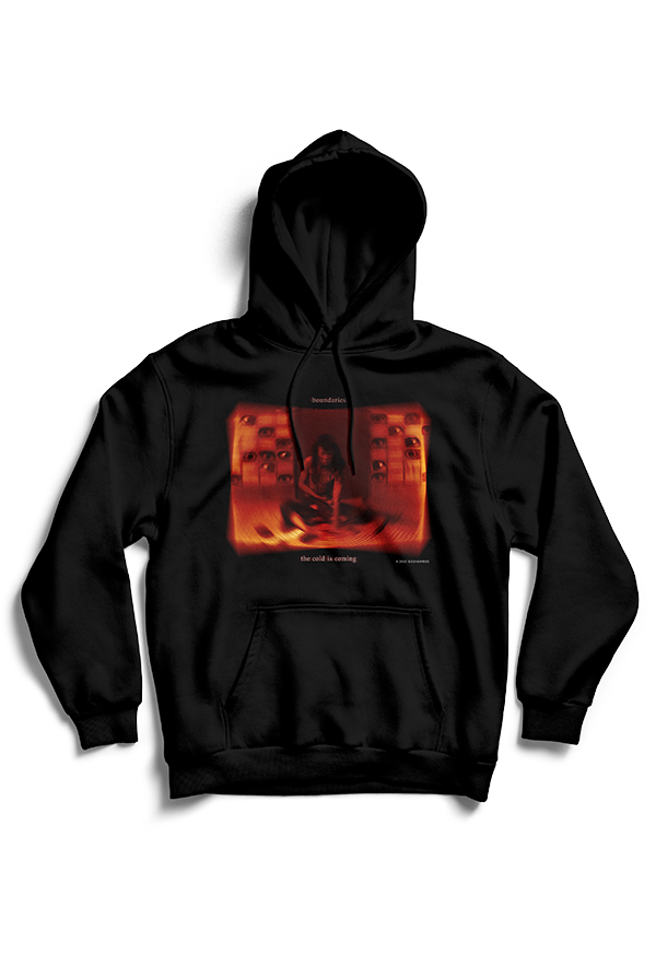 The Cold Pullover Hoodie (Black)