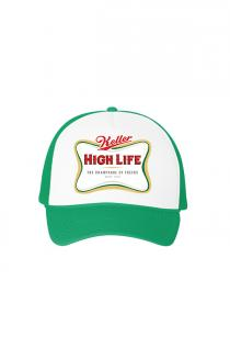 Keller High Life Trucker Hat