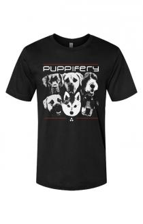 Puppifery Tee (Black)