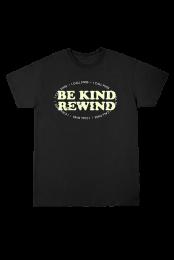 Be Kind Rewind Tee (Black) - I Call Fives