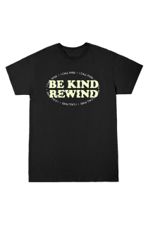 Be Kind Rewind Tee (Black)