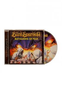 Battalions Of Fear CD (Signed)