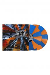 Illusion of Motion LP (Blue / Orange Propeller)