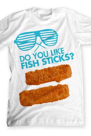 FISH STICK   T Shirt