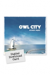 Ocean Eyes Vinyl & Digital Download Card