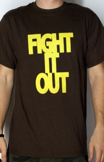 Fight It Out (brown)