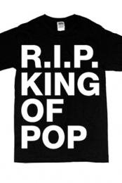 R.I.P. King of Pop