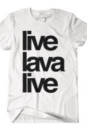 The live / lava / live Crew Neck