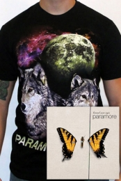Three Wolf Moon + Brand New Eyes CD