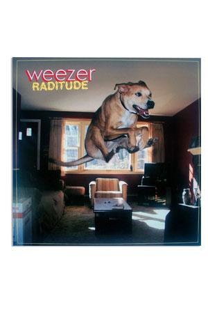 Raditude Vinyl Music Weezer Music Online Store On District Lines