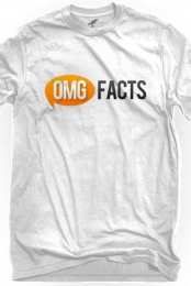 OMG FACTS (White) - OMG Facts