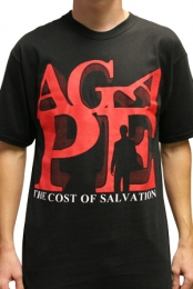 AGAPE (Black Crew Neck)