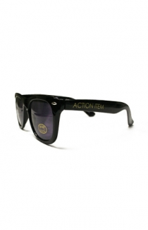 Action Item Shades (Black)