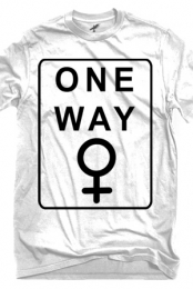 One Way Female (Unisex)