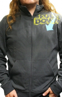The Fully Down Zip-Up