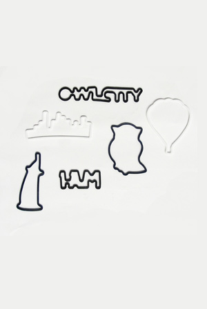 Owl City - Sneaky Bracelets (Silly Bands)