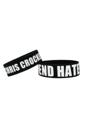 End Hate Wristband