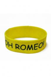 Oh Romeo! Wristband (Yellow)