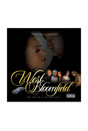 PREORDER West Bloomfield CD/DVD