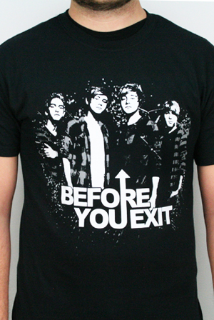 Before You Exit. Photo Design from Before You