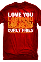 Curly Fries (Red)