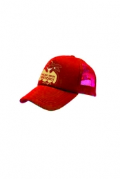 Pac Ridge Trucker Hat (Red)