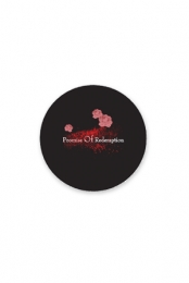Promise of Redemption Flowers Button