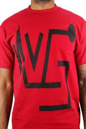 Vital Sign Logo T-Shirt (Red)
