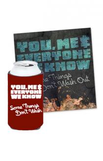 Some Things Don't Wash Out CD + Koozie