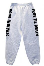 True Till Death Sweatpants