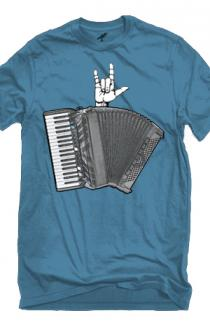 I Love You Accordion