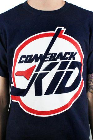 78ac344b Hockey T-Shirt Unisex - Comeback Kid Unisex - Online Store on District Lines