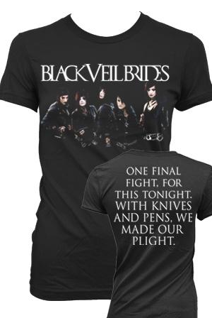 Black Veil Brides Merch - Official Online Store on District Lines