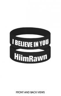 I Believe In You Wristband