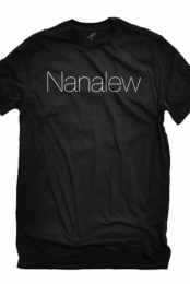 Nanalew (Black Crew Neck)