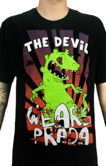 4c1d18923 Reptar T-Shirt - The Devil Wears Prada - Wholesale T-Shirts - Online Store  on District Lines
