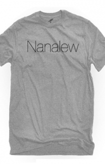 Nanalew (Heather Grey Crew Neck)