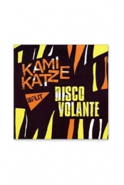 Kamikatze/Disco Volante Split CD