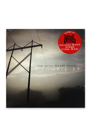 Vinyl Zombie Ep Music The Devil Wears Prada Wholesale