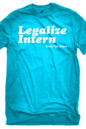 Legalize Brett (Teal)
