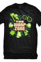 The Warp Zone T-Shirt The Warp Zone