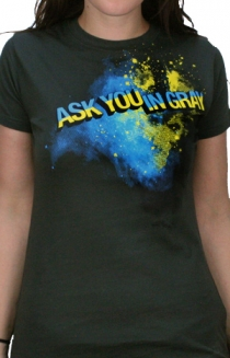 Ask You In Gray (Girls)