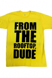 DUDE T-Shirt (Yellow)