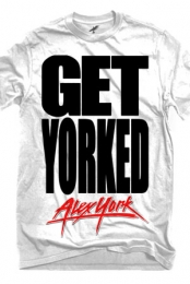 Get Yorked (White)