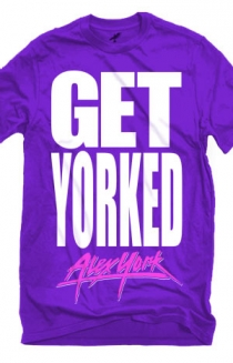 Get Yorked (Purple)