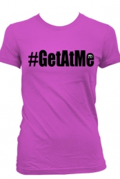 Get At Me (Womens Fuchsia)