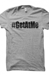 Get At Me (Heather Grey)