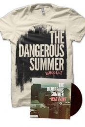 War Paint Vinyl + T-Shirt (Natural)