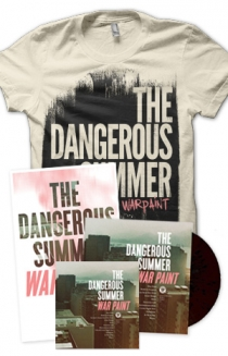 War Paint CD + Vinyl+ T-Shirt (Natural) + Poster